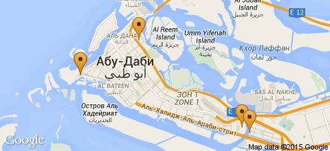 Отели Абу-Даби