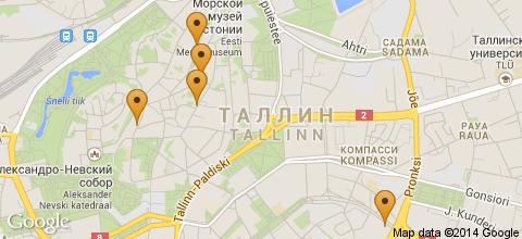 Отели Таллина