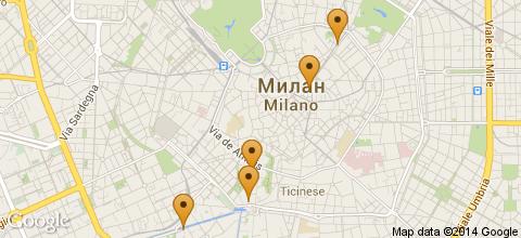 Отели Милана